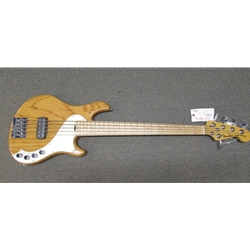 Fender 0195602721 Am Dlx Dim Bass V MN Nat