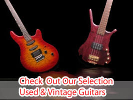 Used and Vintage Guitars