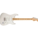 Fender 0110112801 American Original 50's Stratocaster, Maple Neck, White Blonde