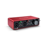 Focusrite SCARLETT 2I2 3G 2-in, 2-out USB Audio Interface